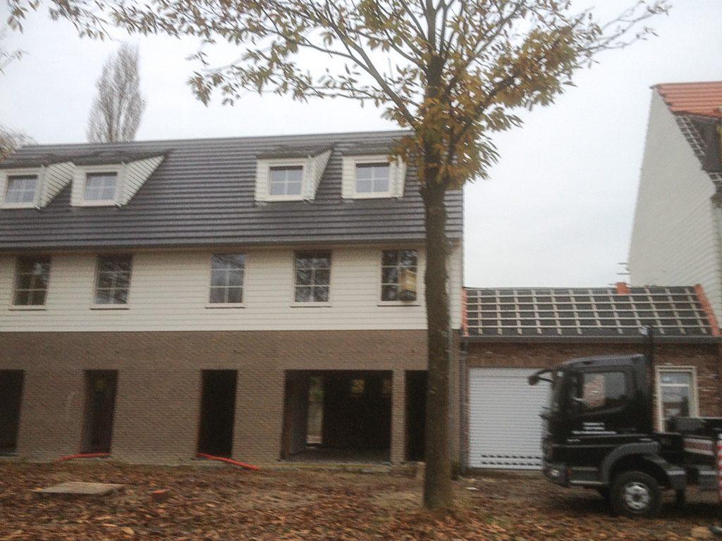 Nieuwbouw dakwerken afgewerkt